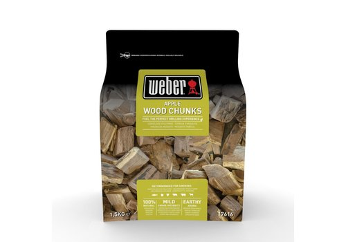 Garden Centre Weber® Apple Wood Chunks