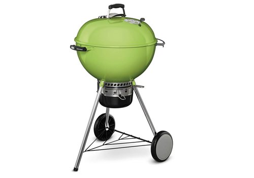 Weber Master-Touch GBS , 57cm, Spring Green