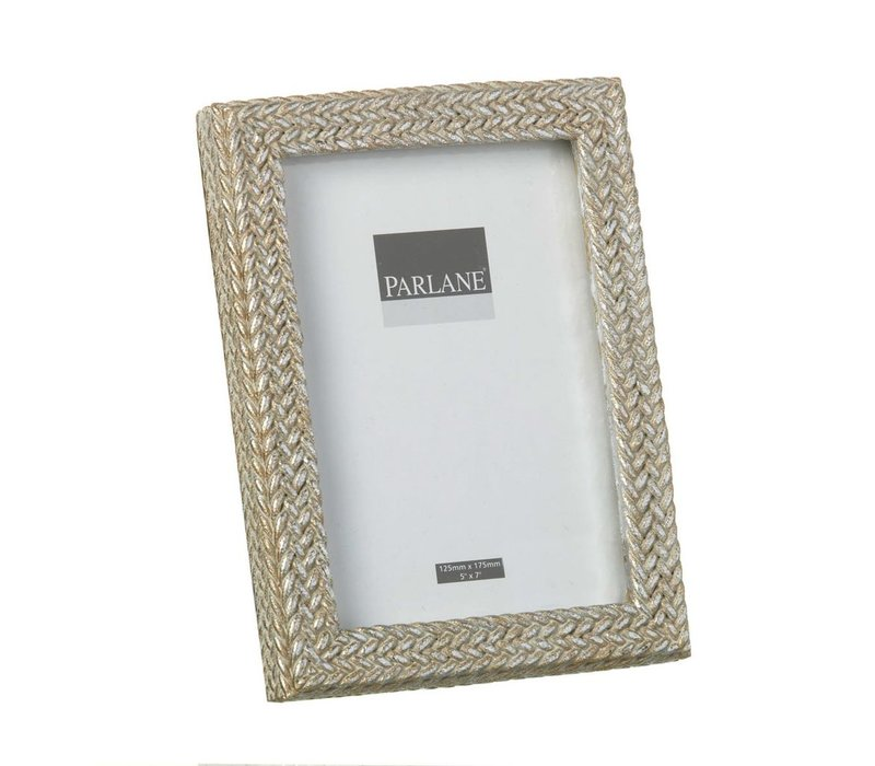 PHOTO FRAME WEAVE H210X160mm