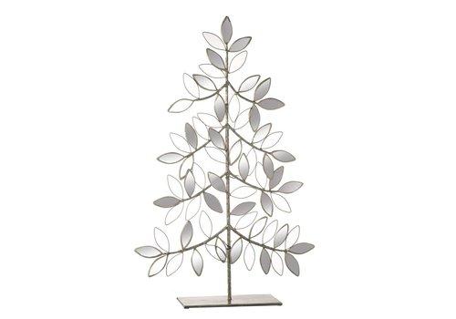 Homestore MIRROR TREE in METAL & GLASS