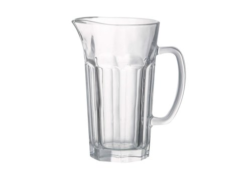 Homestore JUG HOLTON CLEAR GLASS
