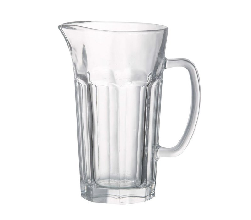 JUG HOLTON CLEAR GLASS