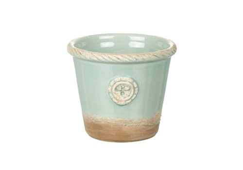 Homestore PLANTER LANCELOT CERAMIC GREEN - Small