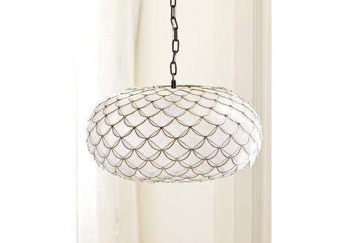 Homestore PENDANT LAMP MONICA CAPIZ NATURAL