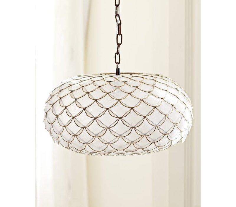 PENDANT LAMP MONICA CAPIZ NATURAL