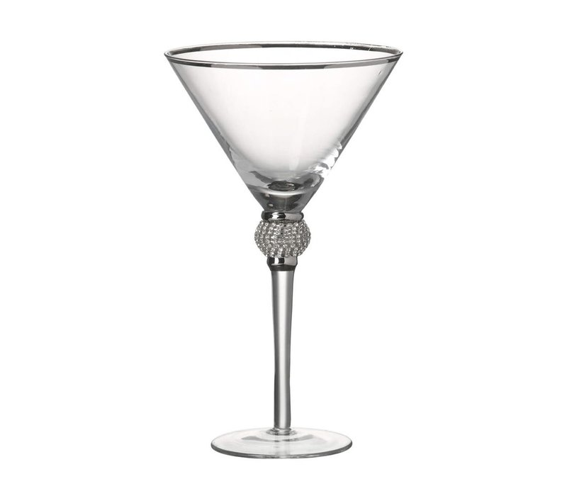 COCKTAIL GLASS OPHELIA - CLEAR
