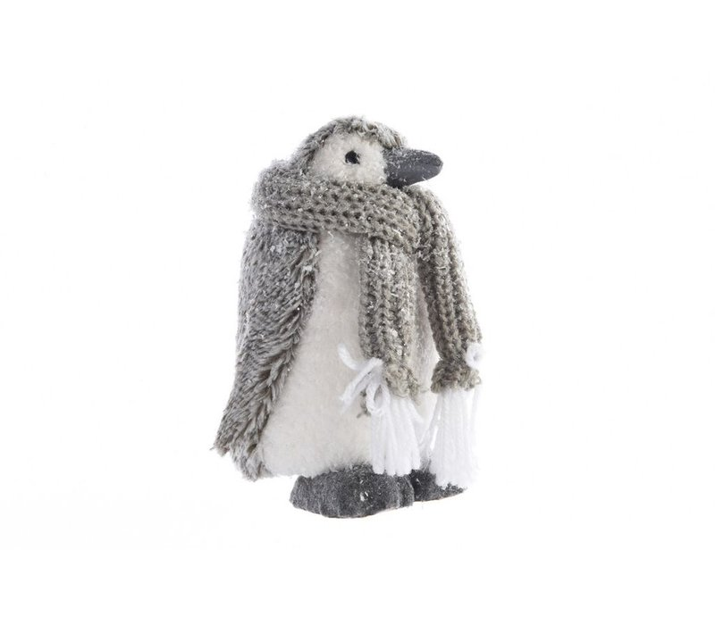 Penguin with scarf - Small