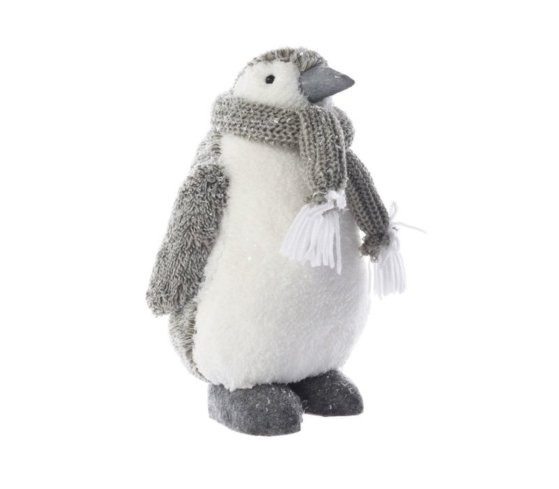 Penguin with scarf - Large