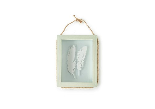 Homestore Pretty Feather Photo Frame M