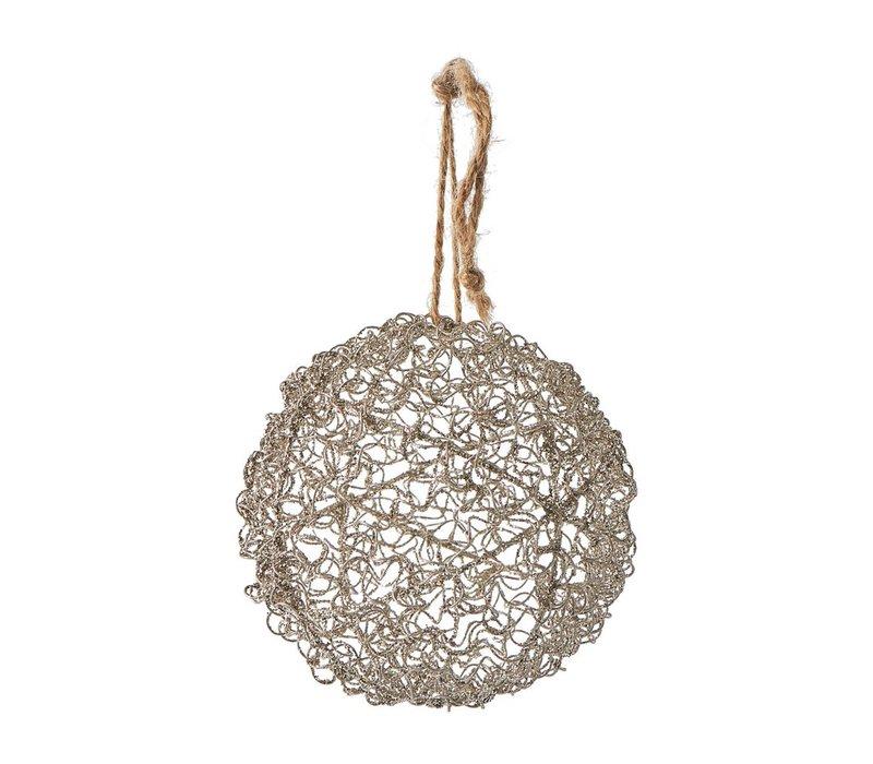 Sparkling Wire Decoration Ball
