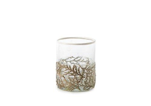 Homestore Juniperus Leaf Votive S