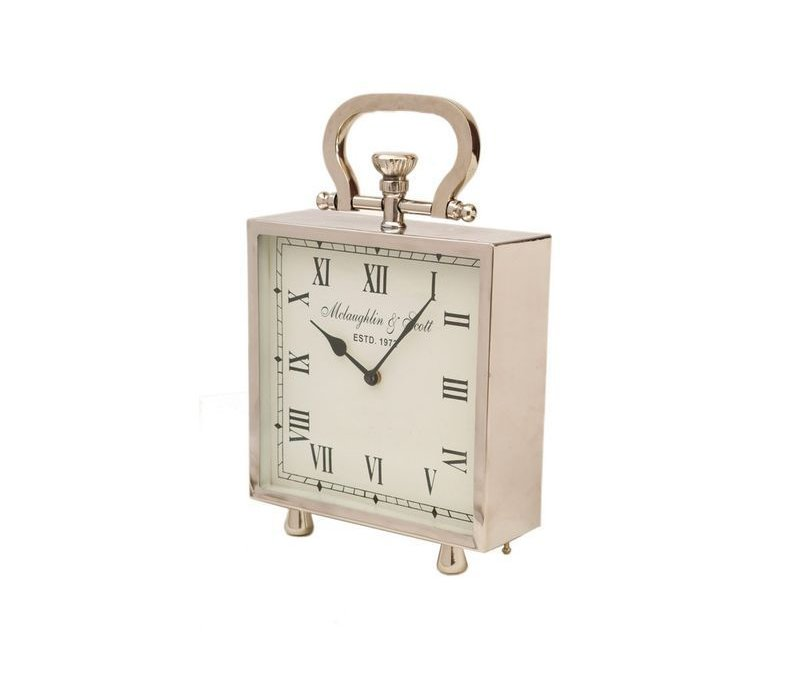 Ambassador Square Clock Small
