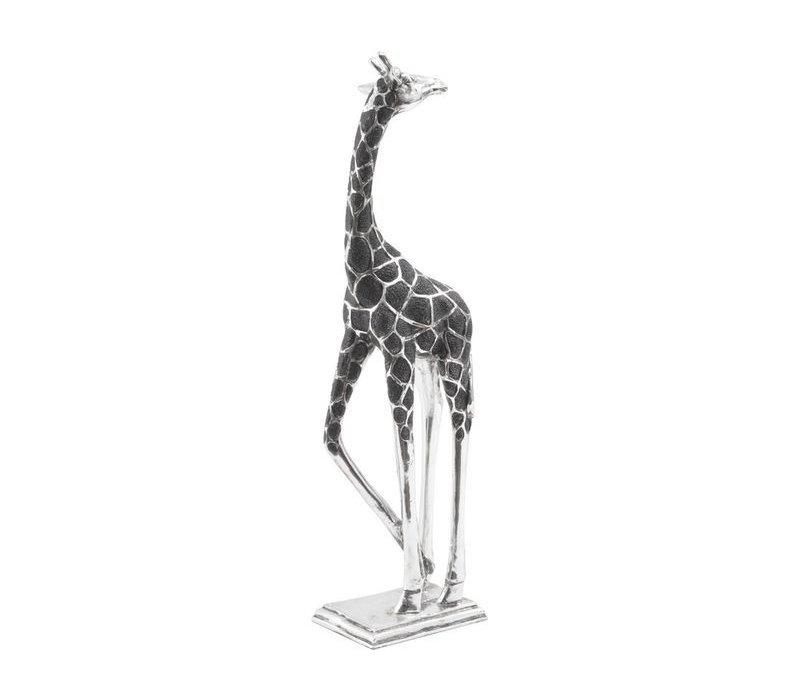 Giraffe Sculpture Head Back