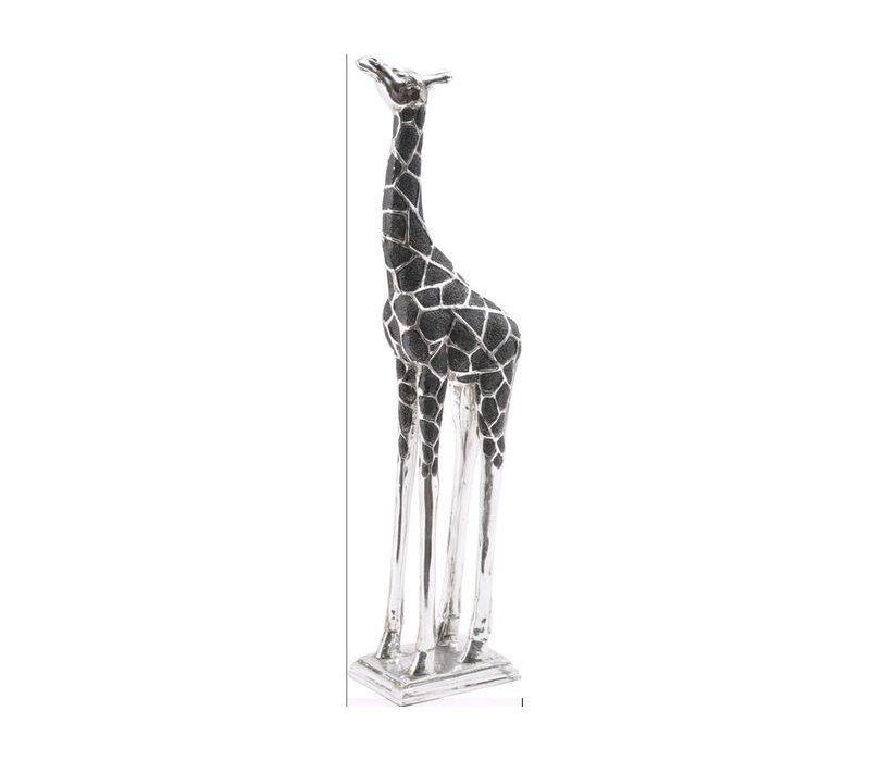 Giraffe Sculpture Head Forward
