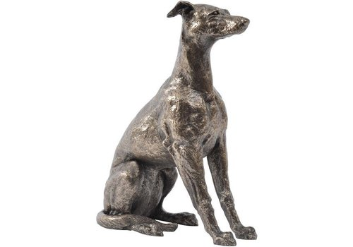 Homestore Lily Sitting Whippet by John Piper For Libra