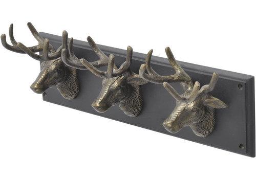 Homestore Buckden 3 Stag Wall Hook