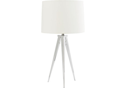 Homestore Chrome Tripod Table Lamp (60W)