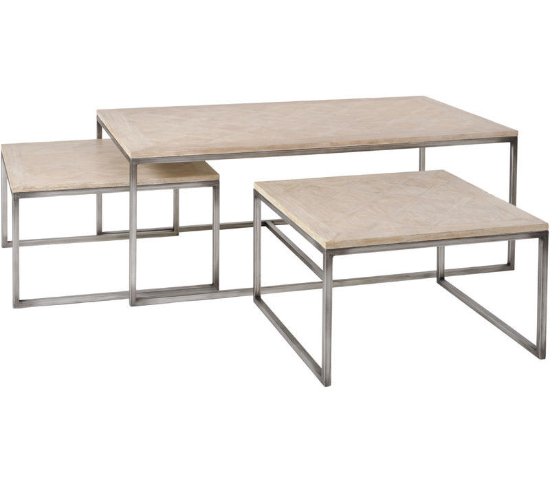 Homestead Mindi Set Of 3 Tables