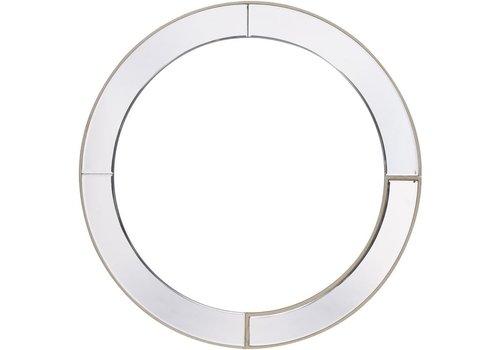 Homestore Claridge Circle Link Wall Mirror