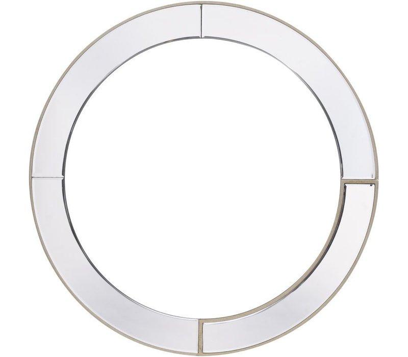 Claridge Circle Link Wall Mirror