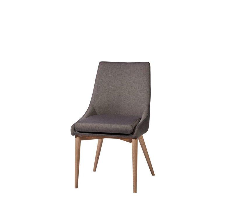 EERO dining chair in ash grey