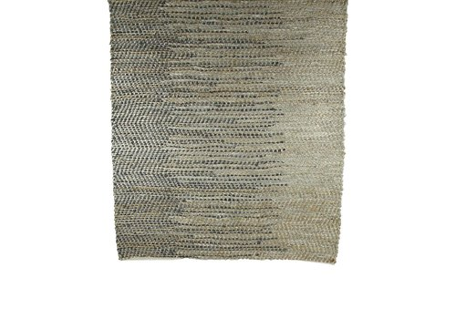 Homestore Rythmic rug in grey & natural colour