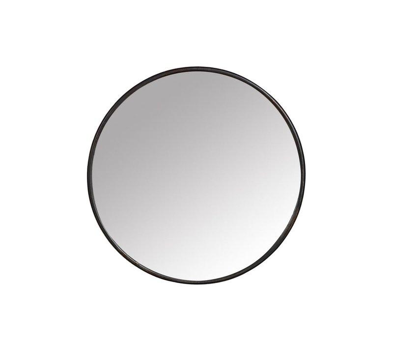 BOUDOIR round mirror L- 40x3,5x40