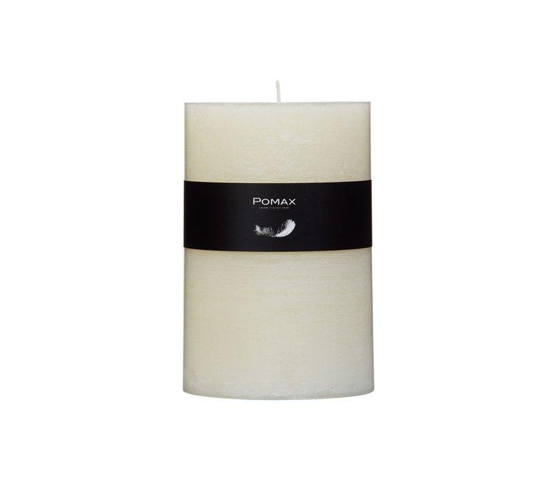 Pilar Candle in Linen D10 H15