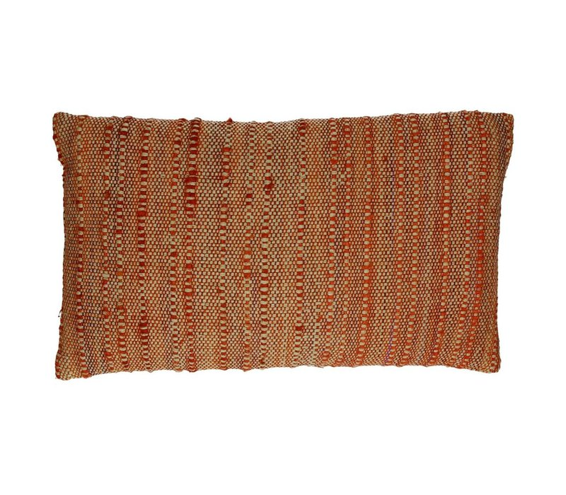 B Suite Cushion in Shades of Orange