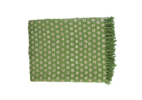 Homestore Forrest Throw in Green