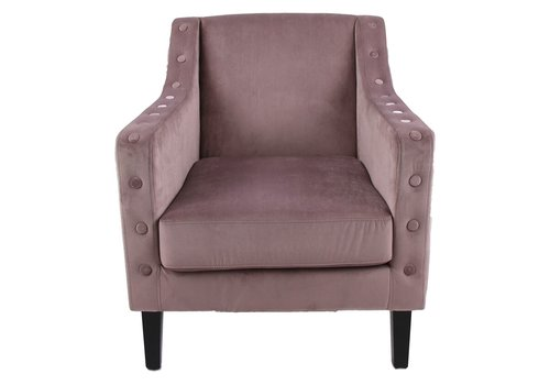 Homestore Almo Armchair in Pink