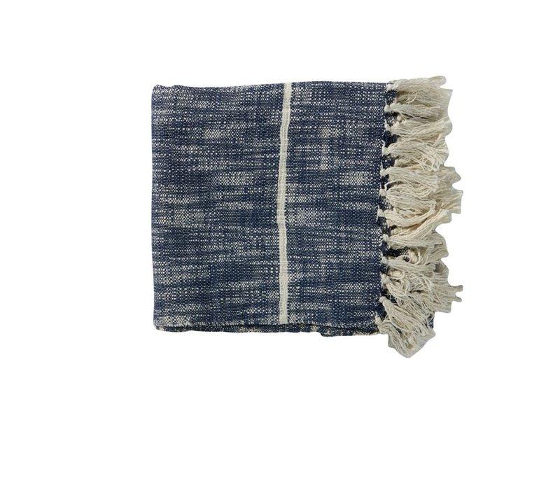 Isadelba Throw 130x170cm in Blue