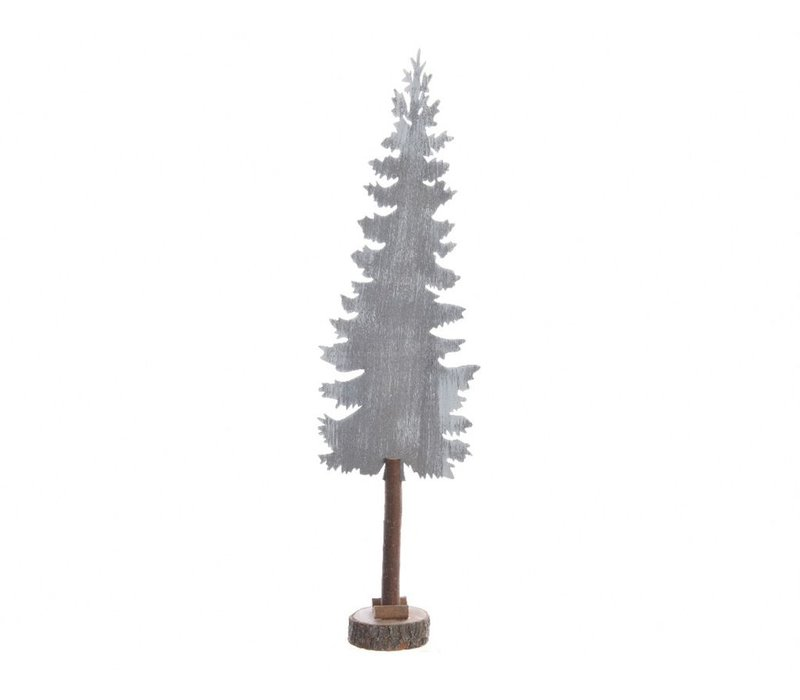 Grey Tree in stand
