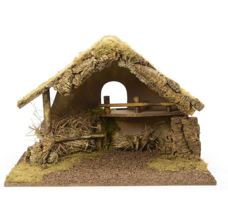 Crib - Nativity House