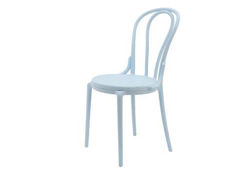 Homestore Light Blue Dining Chair
