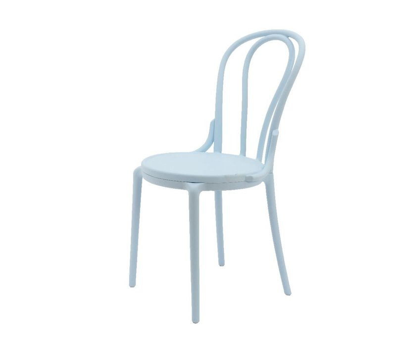 Light Blue Dining Chair