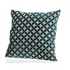 Homestore Petrol Blue Cushion 45x45cm