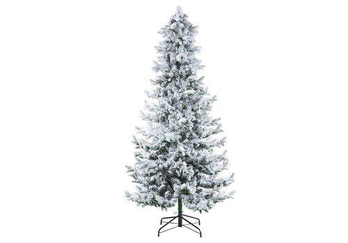 Homestore Snowy Wisconsin Fir Christmas Tree 210cm (7ft)