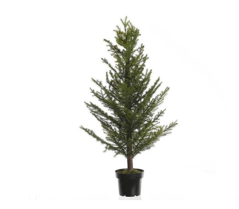 Mini tree in pot - 120cm