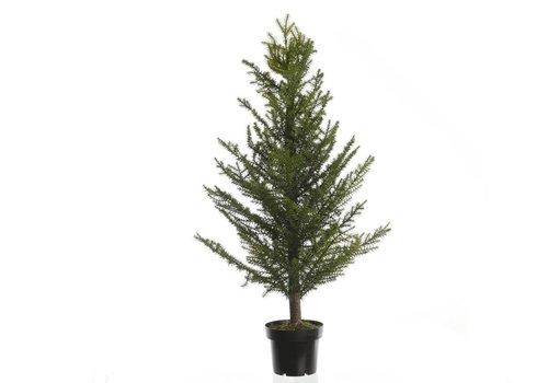 Homestore Mini tree in pot - 33cm