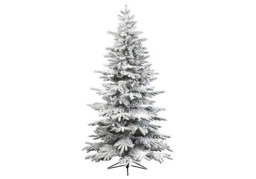 Homestore Snowy Alaskan Fir Christmas Tree 300cm (10ft)