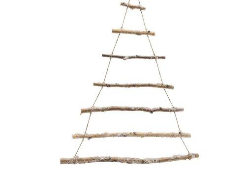 Homestore Birch Branch tree with snow - 180cm