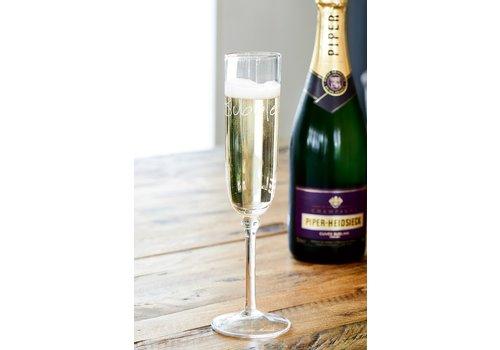 Homestore Bubble Champagne Glass