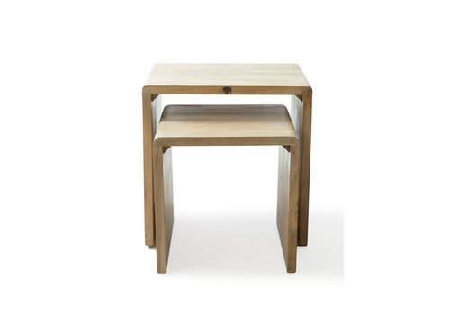 Homestore Claremont End Tables Set of 2