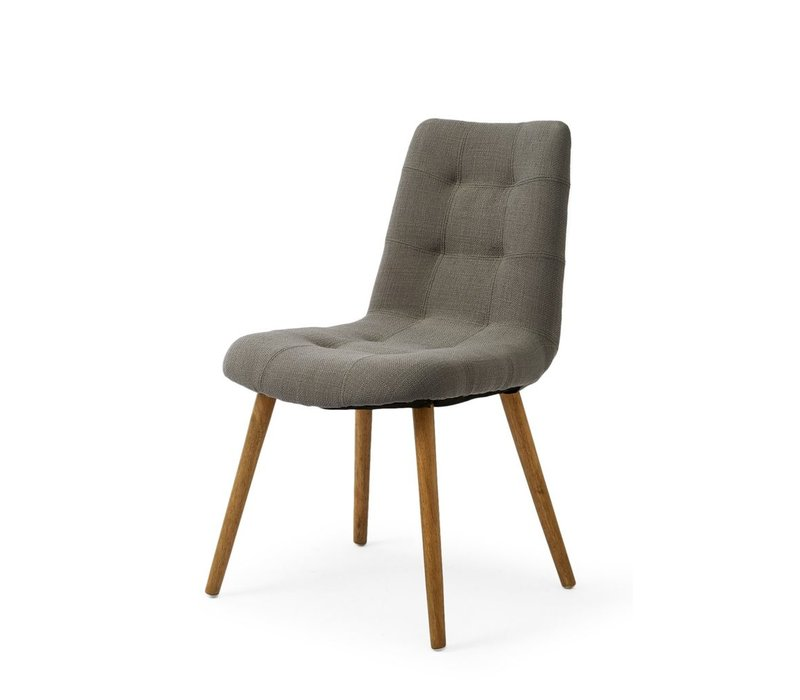 Duke Dining Chair Carbon