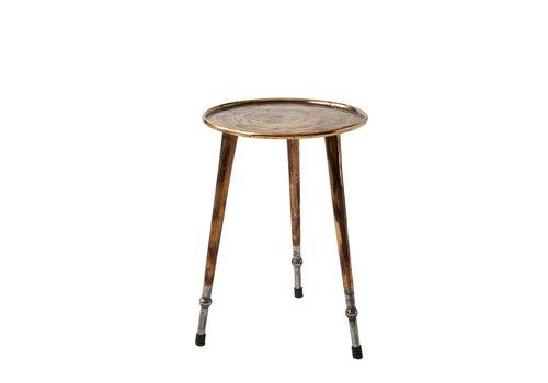 Homestore Bolzano Coffee Table brass 36x48