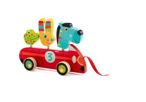 Homestore Pull along toys Zebro & Co