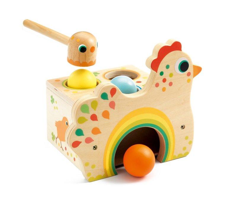 Early development toys Tapatou
