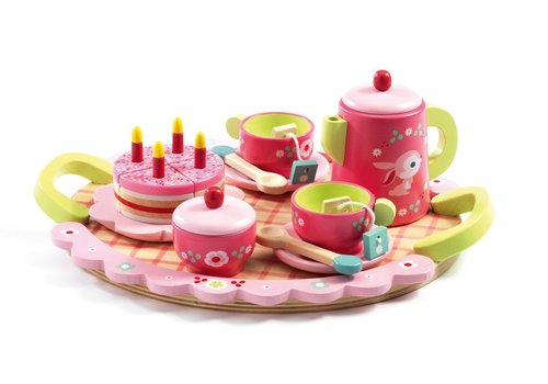 Homestore Role Play - Sweets Lili rose's tea party