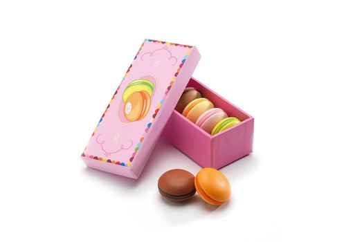 Homestore Role Play - Sweets Box 6 macaroons
